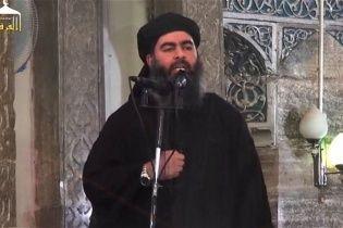 Терорист № 1: у Пентагоні не підтвердили повідомлення про затримання лідера ІД