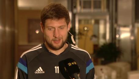 Селезньов: Гравці віддадуть усі сили, щоб вийти на Євро-2016
