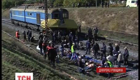 Роковини трагедії на залізничному переїзді сьогодні згадують у Марганці