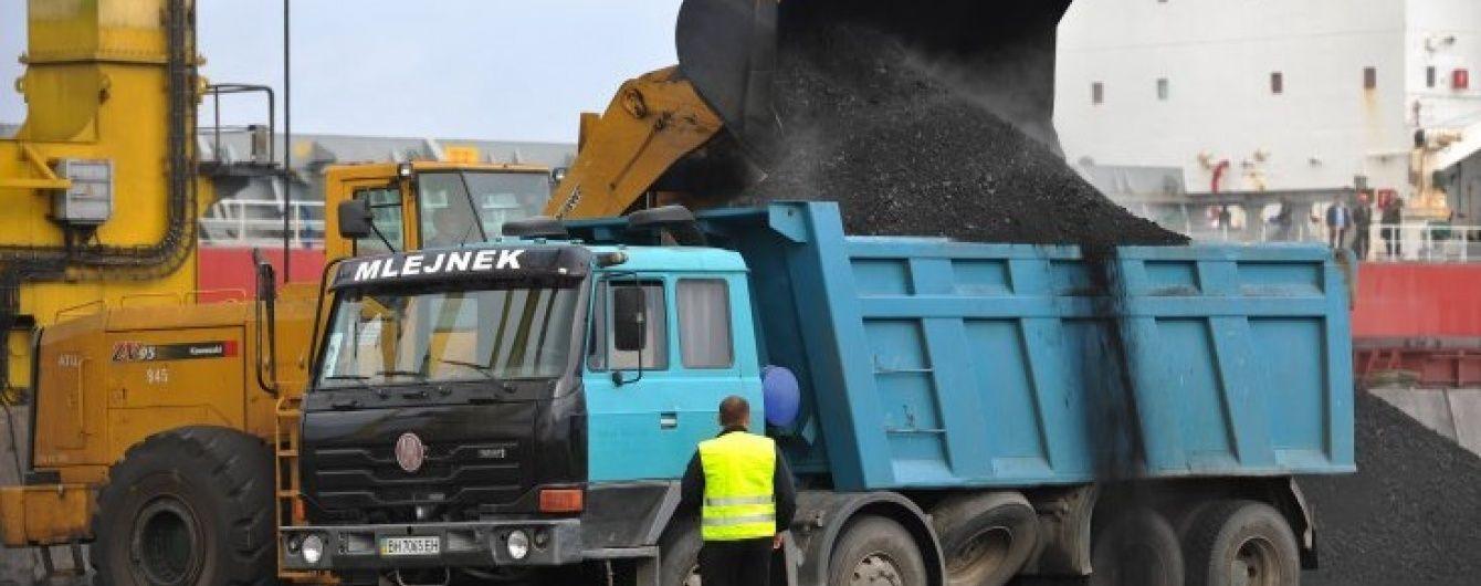 До Росії вивозять вугілля з окупованого Донбасу сотнями вантажівок - ОБСЄ
