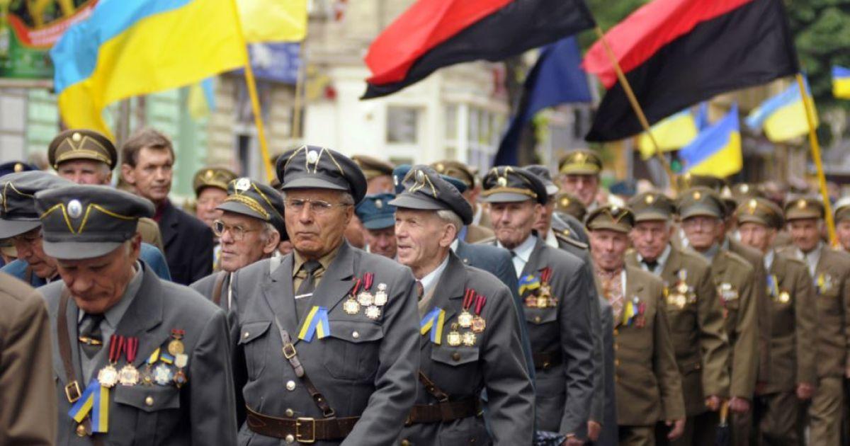 Опрос показал, сколько украинцев хотят признания ОУН-УПА борцами за независимость