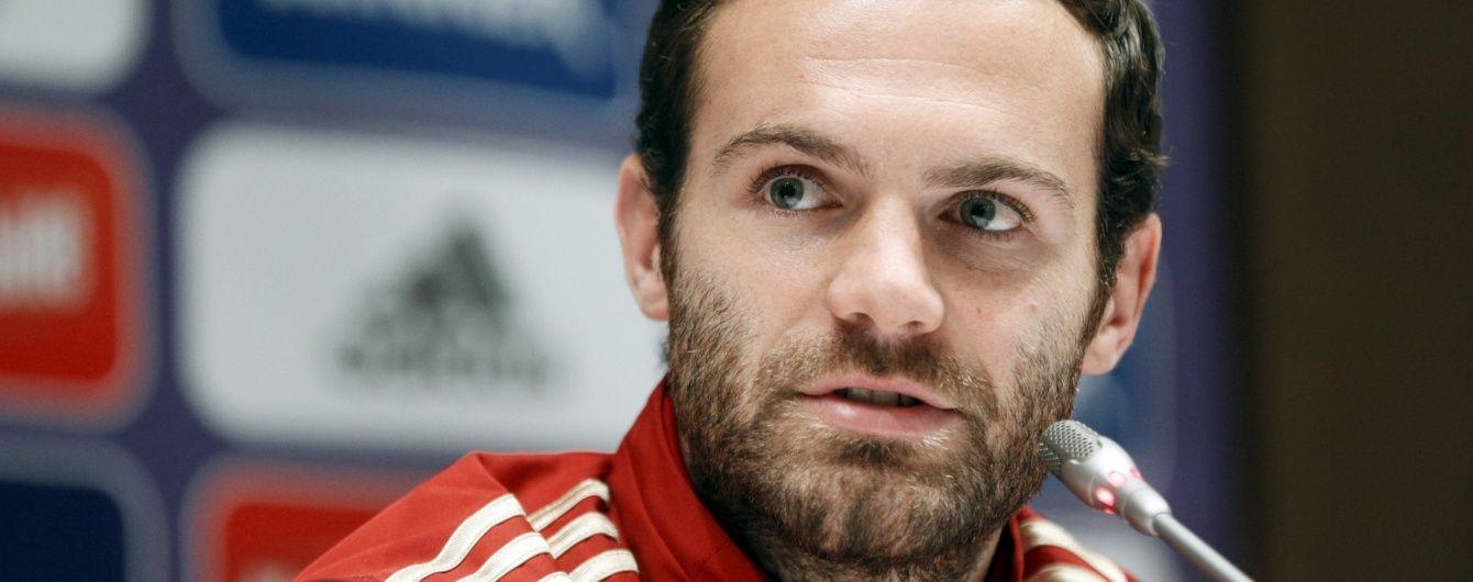 """Іспанський хавбек """"Манчестер Юнайтед"""" може повернутися на батьківщину"""