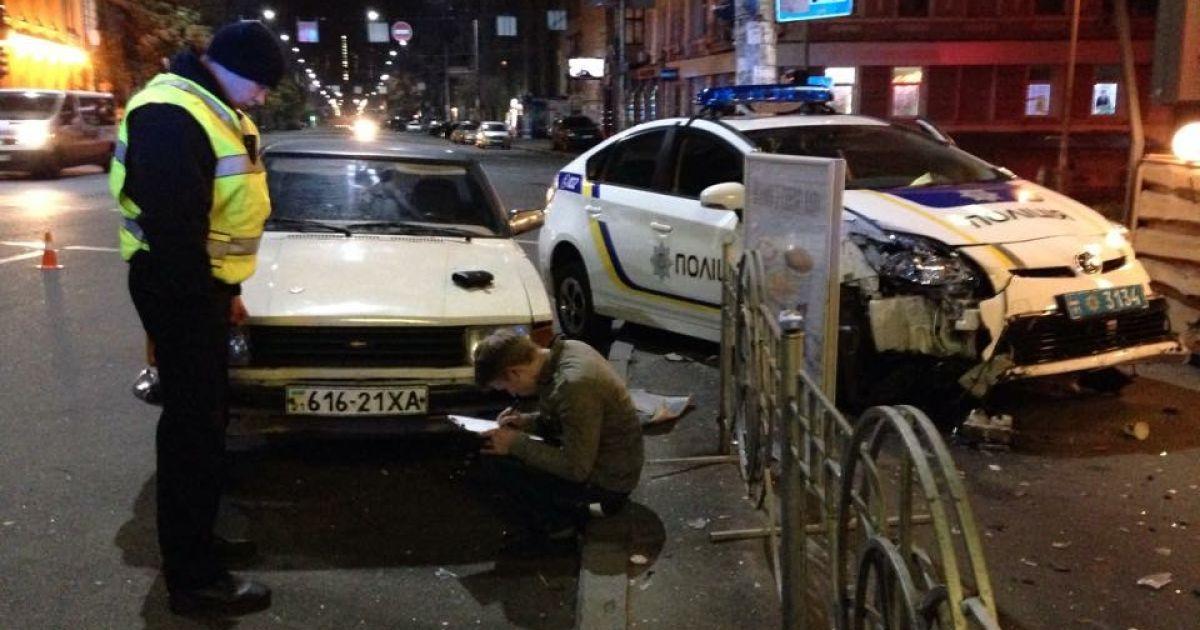 О пострадавших пока не сообщается @ ТСН.ua