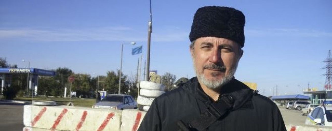 Активісти блокади Криму залишають блокпости - Іслямов