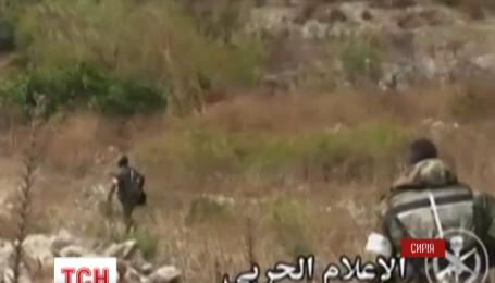 Американські війська доставили сирійським повстанцям зброю
