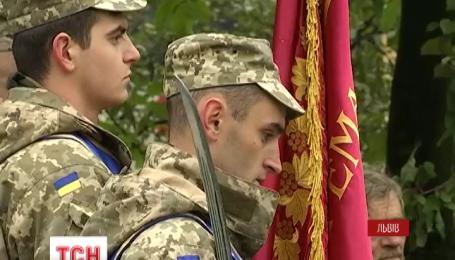 У Львові вшанували десантників 80 аеромобільної бригади, які полягли на Сході країни