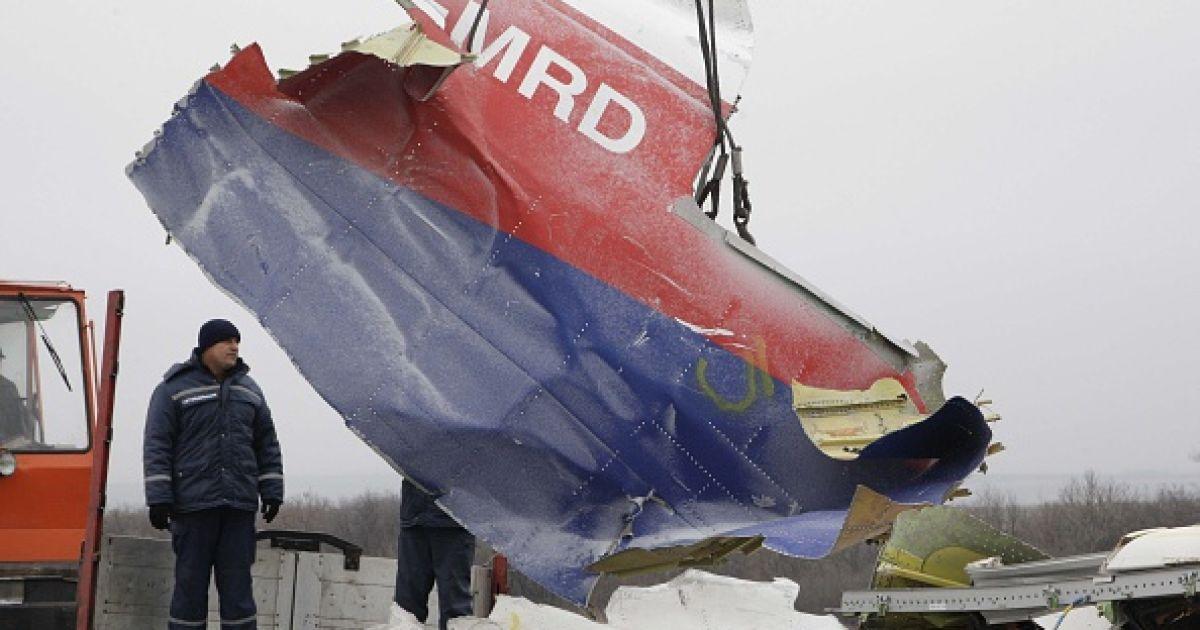Україна оприлюднила свої результати розслідування катастрофи MH17