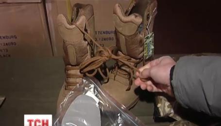 Через неделю каждый боец в зоне АТО будет носить военную форму нового образца