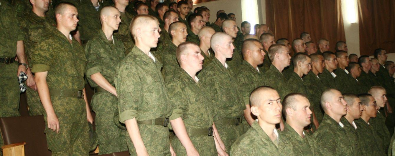 Російських контрактників, які відмовилися їхати на Донбас, відправили в колонію