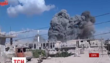 Перемовини щодо безпеки польотів над Сирією проведуть Росія та США