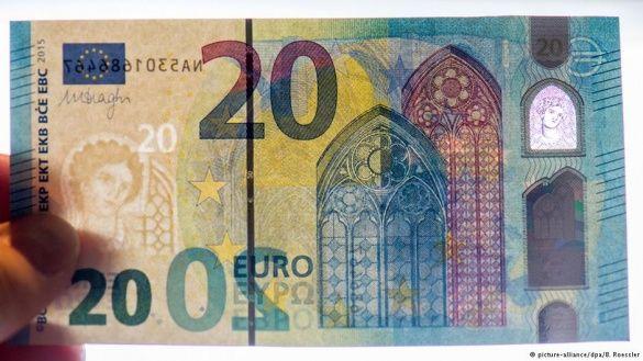 нові 20 євро