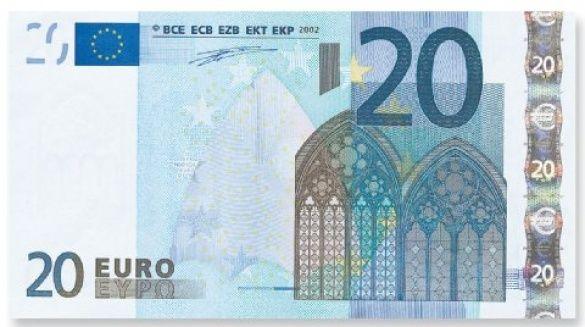 20 євро