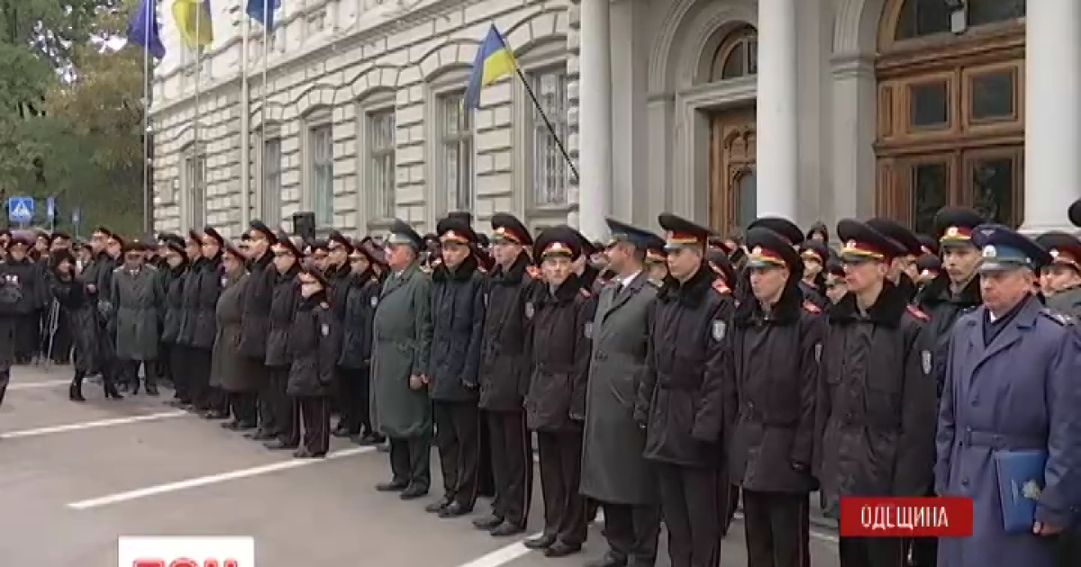 Украинцы отметили первый настоящий День защитника Отечества