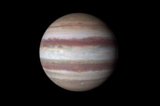 Вчені показали світлини полярного сяйва Юпітера