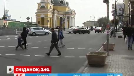 В Україні побільшало ДТП за участю пішоходів