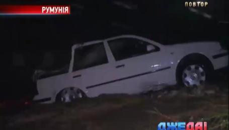 Восток Румынии приходит в себя после мощного наводнения