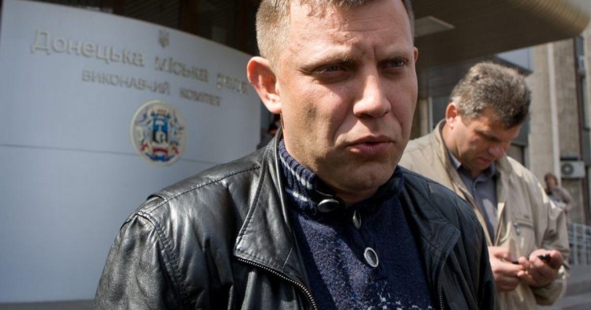 """Главарь """"ДНР"""" объяснил, зачем ввел """"санкции"""" против Порошенко и Коломойского"""