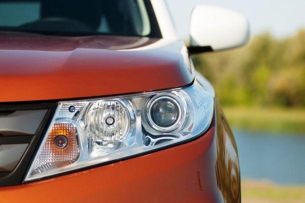 Тест-драйв Suzuki Vitara: Неожиданный наследник