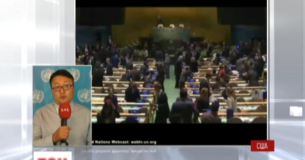Членство в Радбезі ООН відкриває Україні двері до великої міжнародної політики