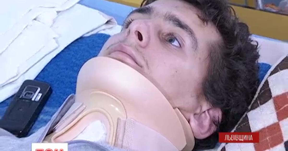 На Львовщине жена руководителя ГАИ сбила велосипедиста