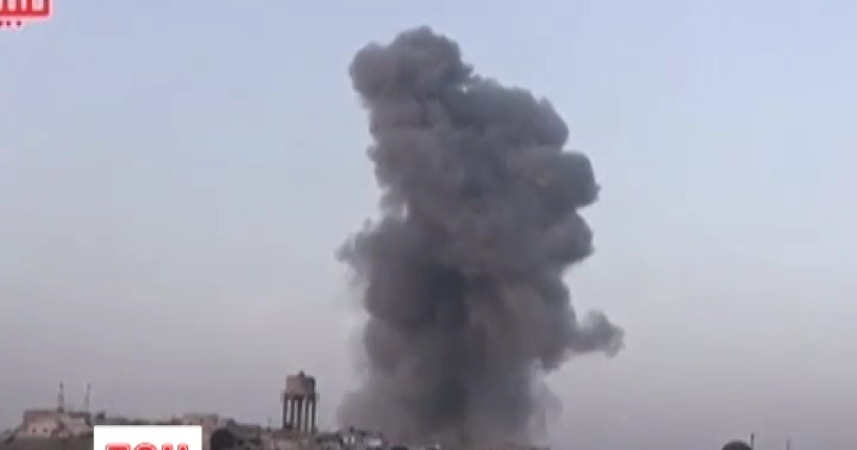 В Сирии правительственные войска пошли в новое наступление