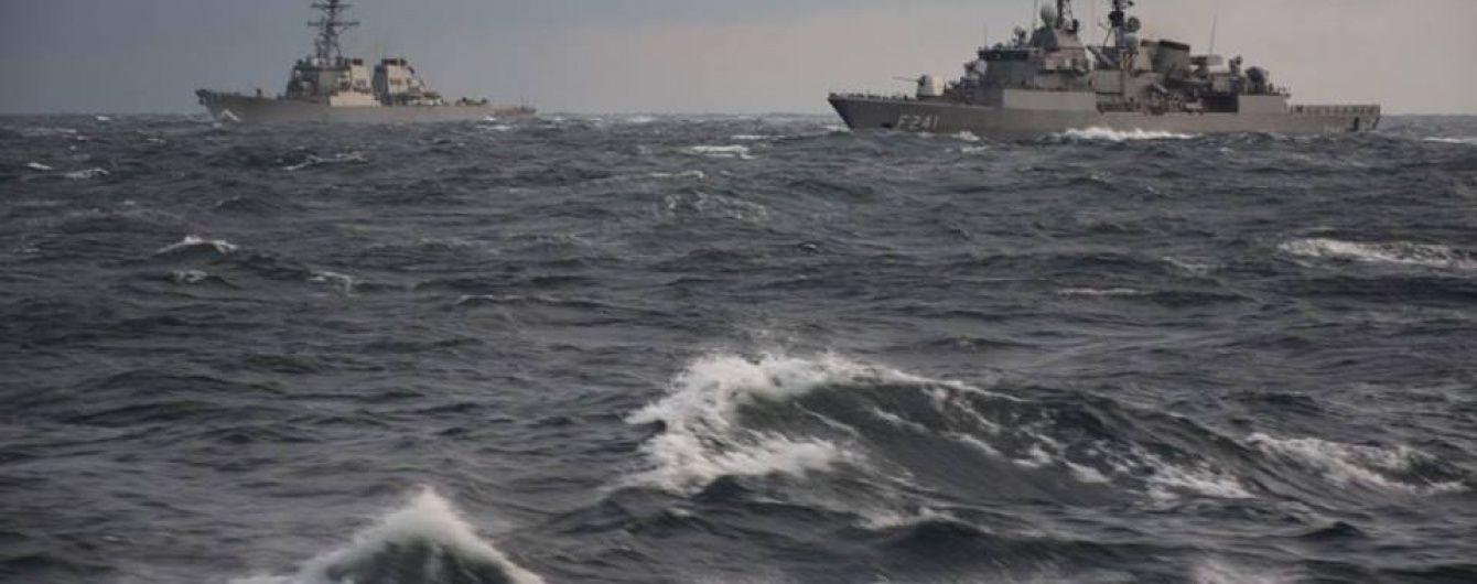 Украина и Турция договорились о совместной защите акватории Черного моря