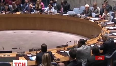 Украина ближайшие два года будет членом Совета Безопасности ООН