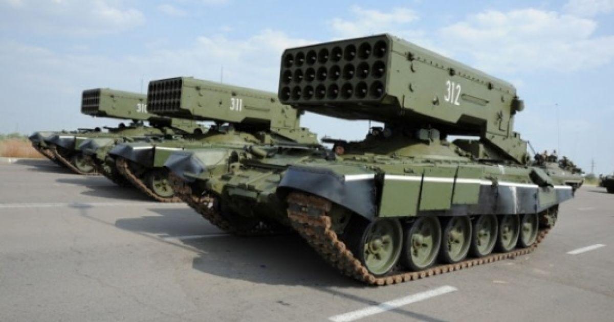 """Британия хочет узнать у РФ, почему у боевиков появилась установка """"Буратино"""""""
