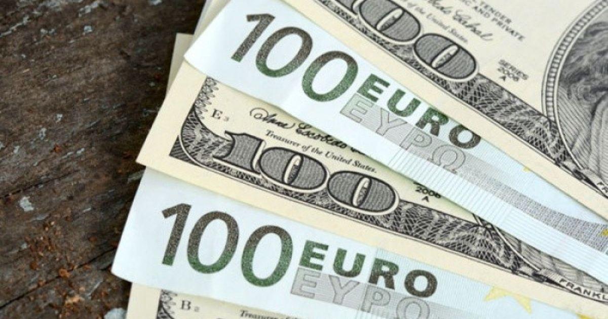 Доллар и евро подешевели на полгривны – курсы валют НБУ на 19 октября