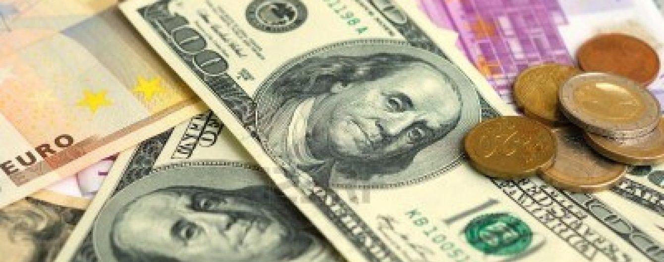 НБУ встановив перші в цьому році офіційні курси валют