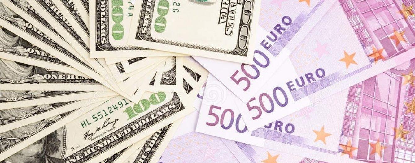 Нацбанк визначився з курсами валют на перший день літа. Інфографіка