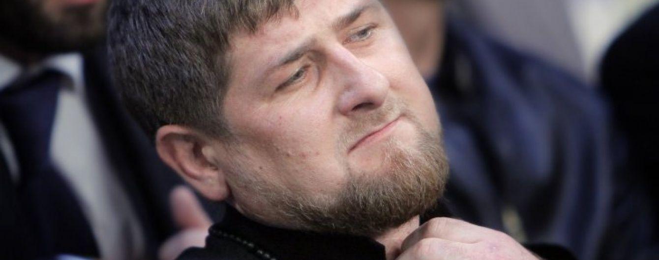 Новорічний подарунок: Путін передав Кадирову нафтову компанію