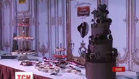 Львів на кілька днів перетвориться на шоколадну столицю країни