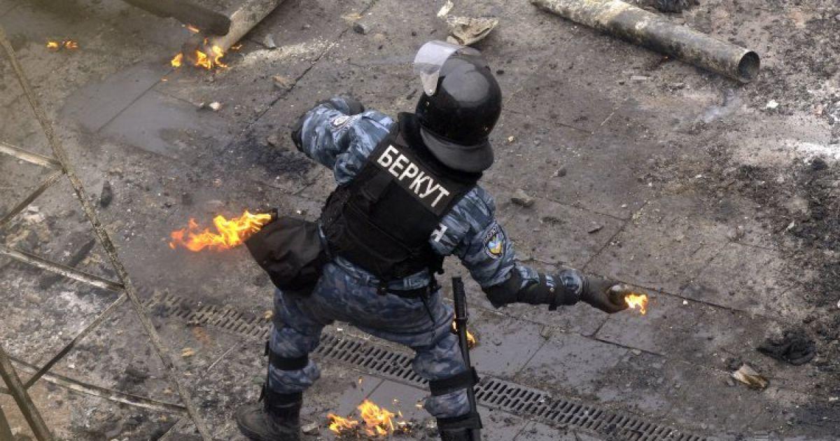 """Затримано екс-командира """"Беркута"""", якого підозрюють у злочинах на Майдані"""