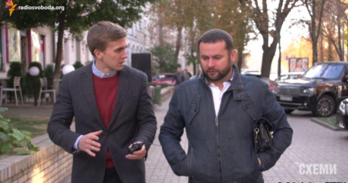 Пораду узнали журналисты @ Радио Свобода