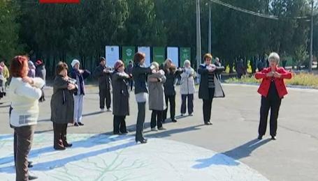 В Днепропетровске открылся первый в Украине патриотический пансионат для пенсионеров