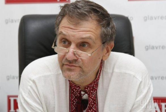 Політолог, професор Києво-Могилянки Олексій Гарань