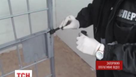 В Запорожье обнаружили пыточную, которая должна была дискредитировать СБУ
