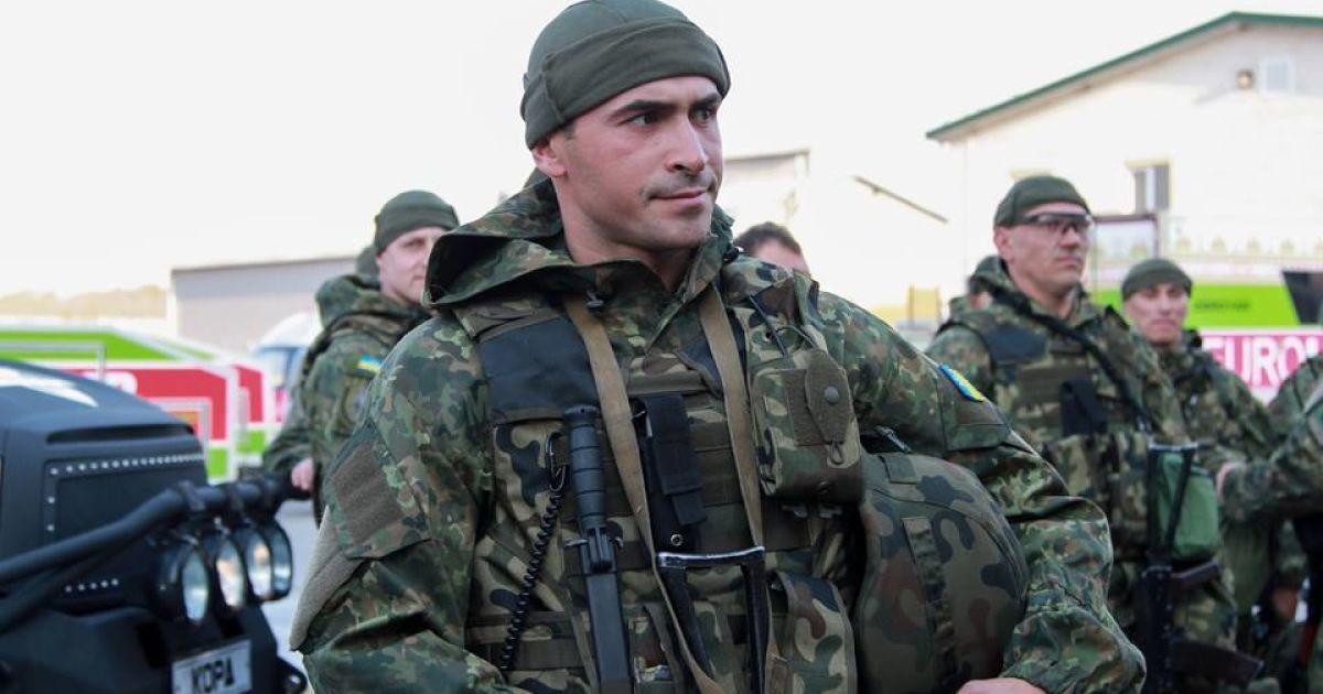 Аваков анонсировал набор в новейшее подразделение спецназа КОРД @ Facebook/Арсен Аваков