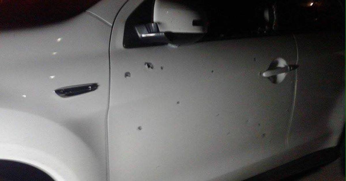 На столичній парковці зірвалася граната
