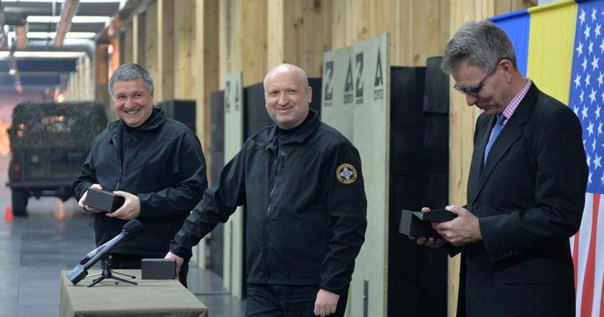 Аваков анонсировал набор в новейшее подразделение спецназа КОРД @ Facebook / Александр Турчинов