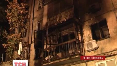 Семь человек пострадали от взрыва газа в Кривом Роге