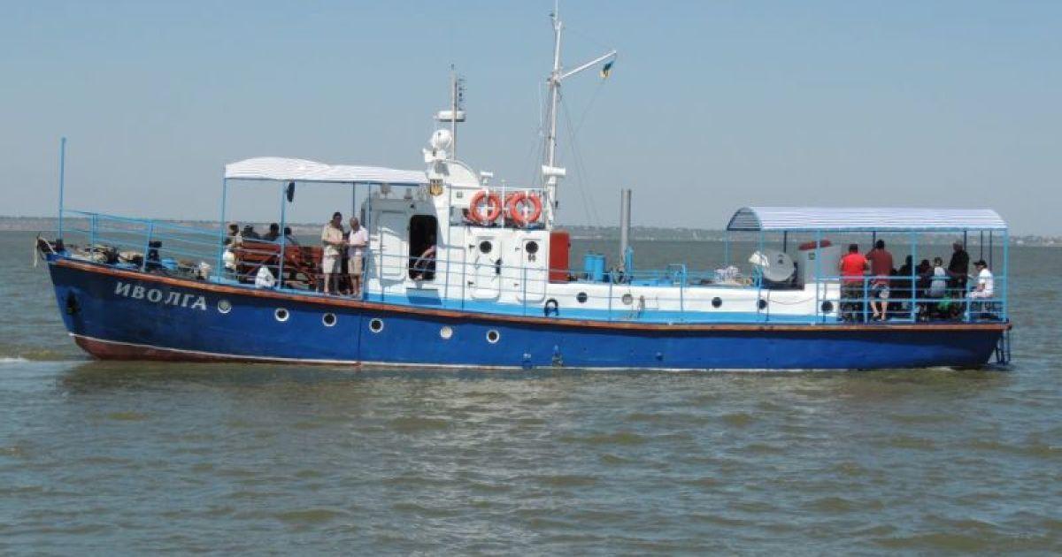 Под Одессой затонул катер, 12 погибших