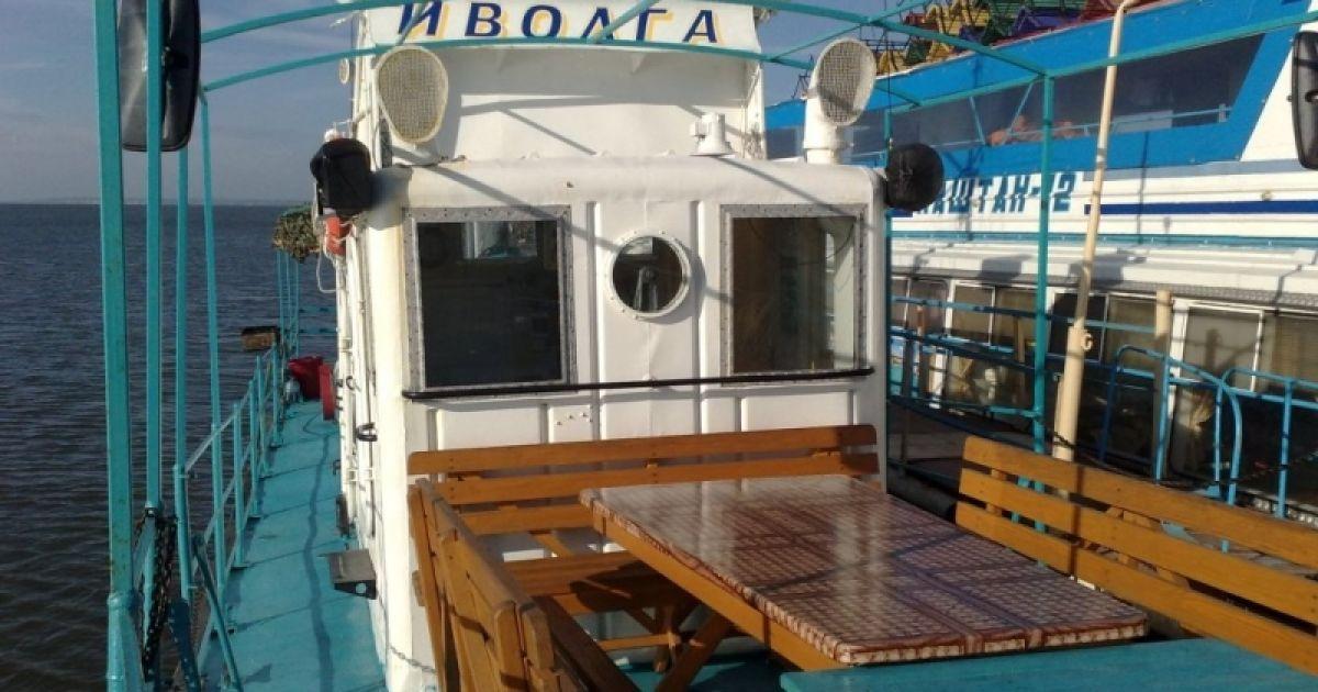 """Капитана затонувшего возле Затоки катера """"Иволга"""" бросили за решетку"""