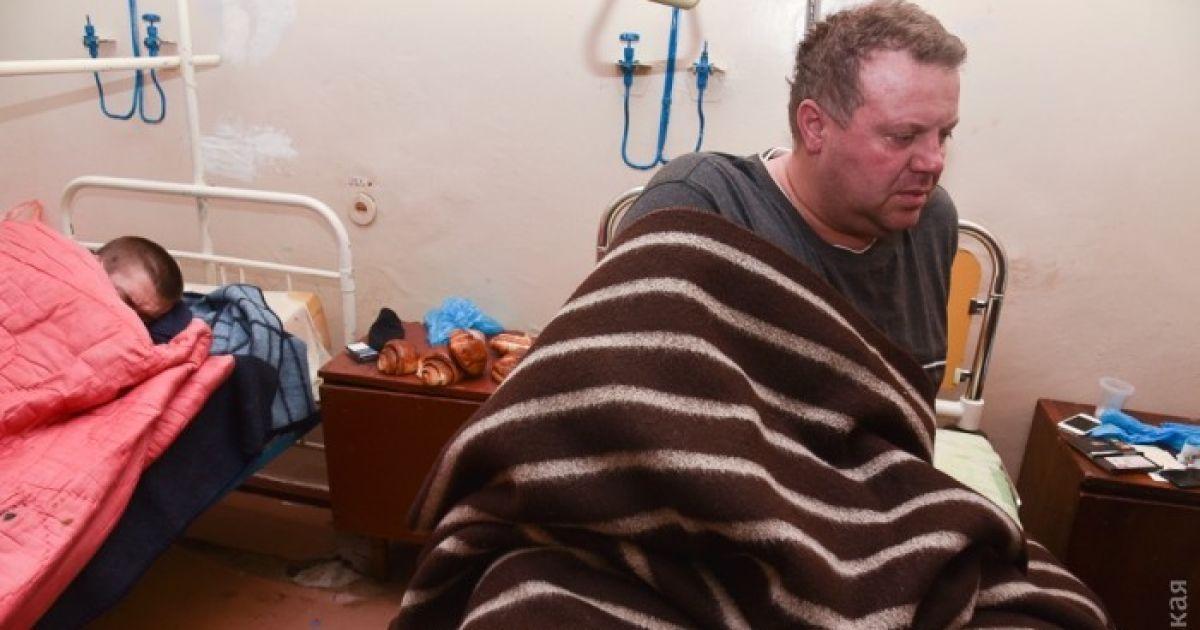 В больнице пребывают 19 пострадавших в результате аварии катера.