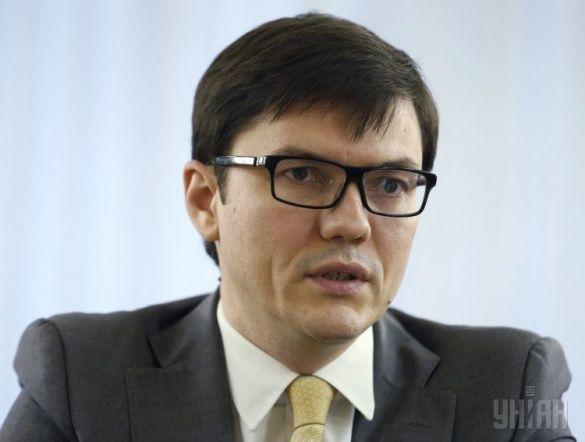 Андрій Пивоварський, міністр жкг