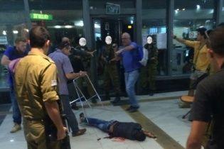 В Израиле бедуин устроил кровавую бойню на автовокзале