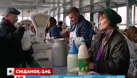 Молоко дорожчає з початку жовтня