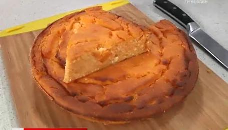 Рецепт гарбузової запіканки