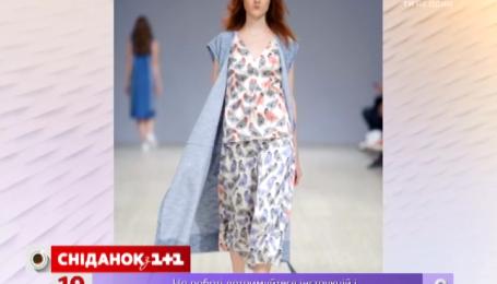 Молоді дизайнери представили свої колекції на Українському тижні моди